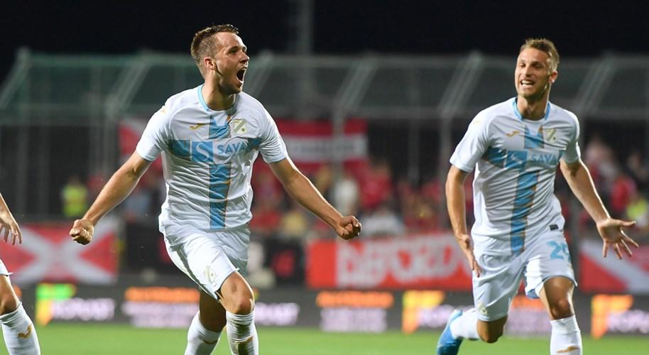 Europa - Hrvatska 0:6