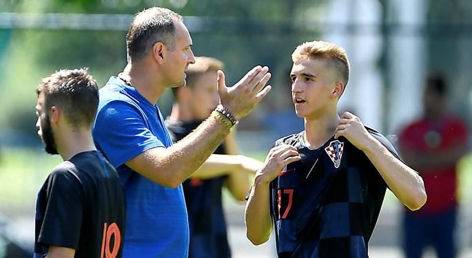 Hrvatska U-19 upisala remi s Grasshopperom