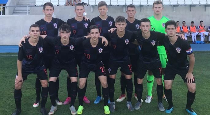 Hrvatska U-17 u golijadi svladala Ciprane