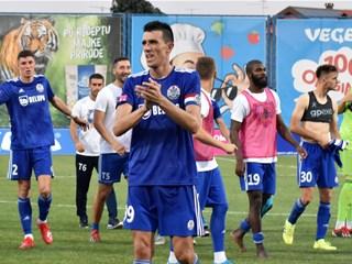 Video: Varaždin preokrenuo kod Intera, Slaven Belupo protiv Hajduka