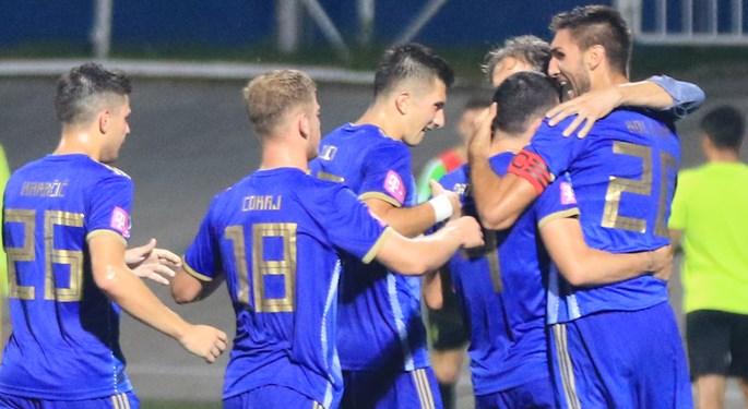 Video: Lokomotiva prva izborila polufinale Kupa