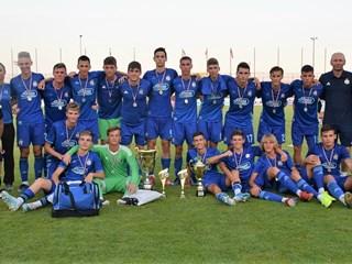 Dinamovi juniori najuspješniji na Trofej Turopolja Alpas kupu