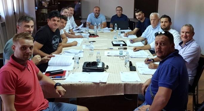 Održana 13. sjednica Komisije za mali nogomet i nogomet na pijesku