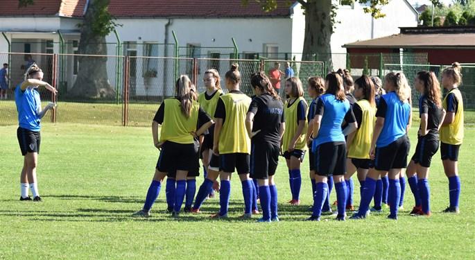 Okupljanje Hrvatske U-17 za kvalifikacijski turnir u BiH