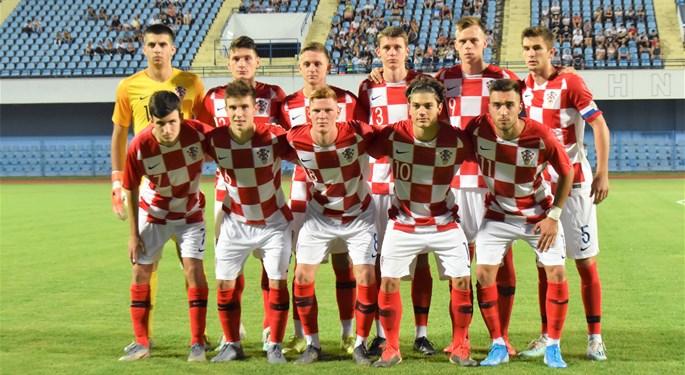 Hrvatska U-20 gostovala na 100. obljetnici HNK Cibalia