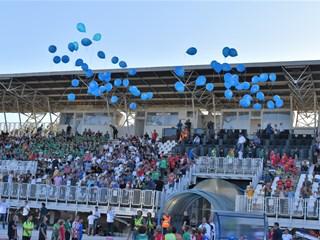 Video: Hrvatska U-20 uveličala proslavu 100. rođendana ZNS-a