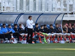Hrvatska U-20 nastupa u Dubrovniku i Elbasanu