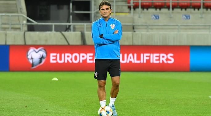"Dalić and Modrić: ""Croatia ready to respond to a major challenge"""