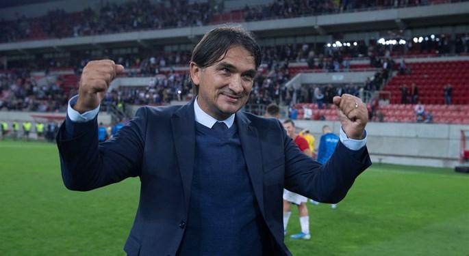 Dalić and Perišić praise brilliant Croatia's performance