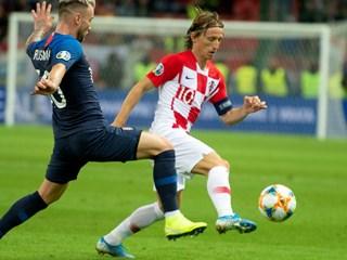 Kapetan Modrić potvrdio ligašku pobjedu Real Madrida