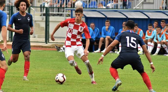 Hrvatska U-19 podijelila bodove i s Francuskom