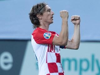 Majstorski pogodak Luke Modrića u polufinalu Superkupa