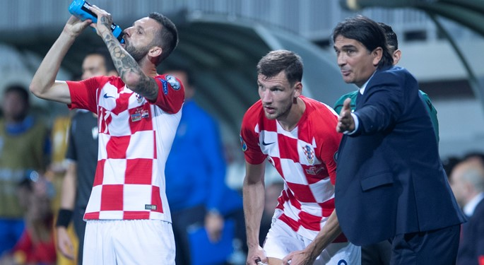 Brozović i Barišić asistenti, Inter na vrhu Serie A