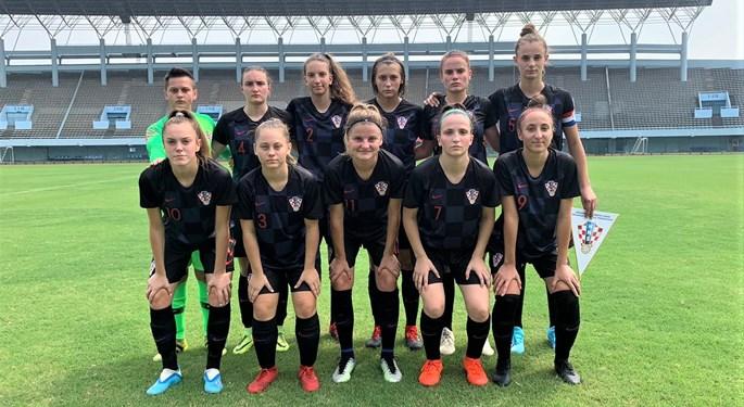 Hrvatska U-19 započela turnir u Kini porazom od domaćina