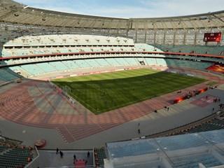 Olimpijski stadion i Bakcell Arena: Baku u europskoj eliti