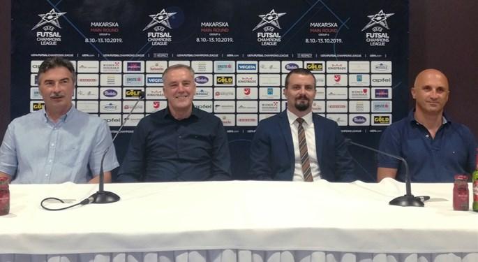 Malonogometna Liga prvaka ponovno u Makarskoj