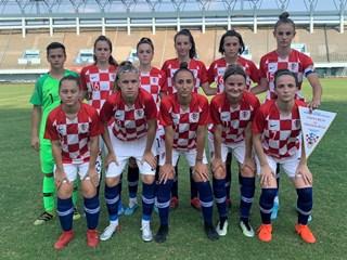 Hrvatska U-19 odmjerila snage s kineskim vršnjakinjama