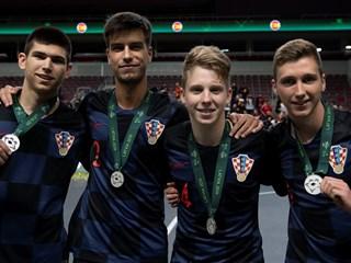 Čeferin čestitao na uspjehu mladih malonogometaša