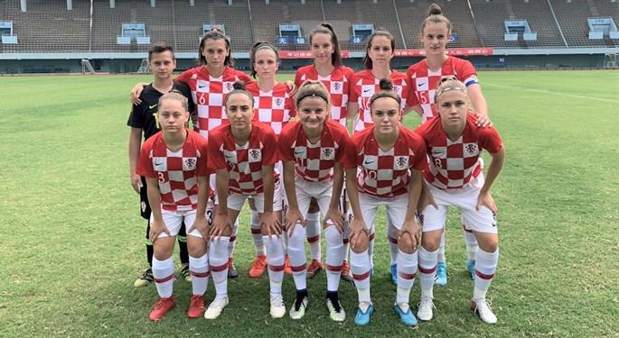Hrvatska U-19 zaključila prijateljski turnir u Kini