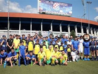 U Zagrebu održan 4. turnir za djecu s poteškoćama u razvoju