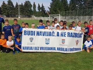 U Baranji održan 14. nogometni kamp nacionalnih manjina