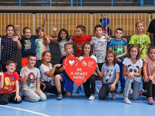 HNS obilježava Svjetski dan srca