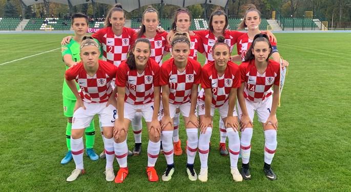 Hrvatska U-19 izborila bod protiv Škotske
