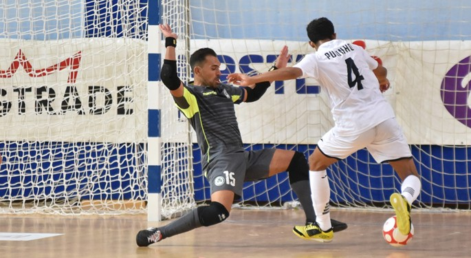 Futsal: Hrvatski prvak u skupini s aktualnim osvajačem Lige prvaka
