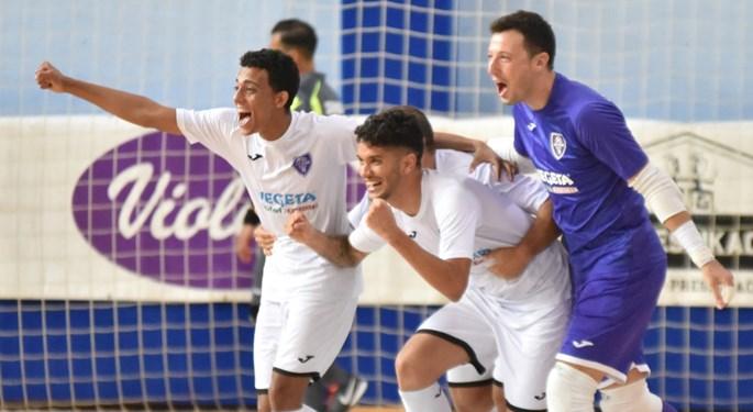 Video: Uspješno otvaranje Makarana u malonogometnoj Ligi prvaka