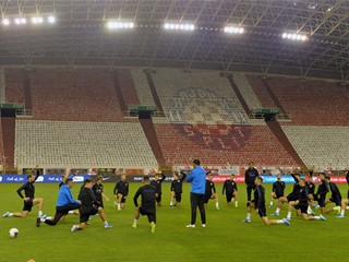 Hrvatska i Poljud spremni za veliki susret s Mađarskom#Croatia and Poljud stadium ready for a big match against Hungary