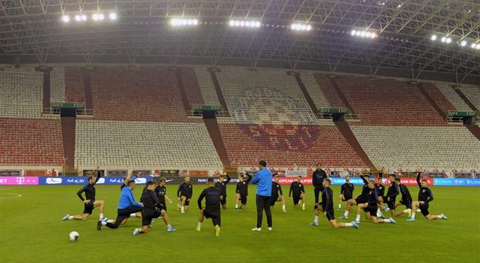 Hrvatska i Poljud spremni za veliki susret s Mađarskom#Croatia and Poljud stadium ready for a big match against Hungary