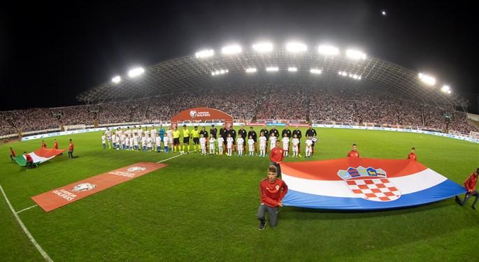 Veličanstvena večer Hrvatske na Poljudu