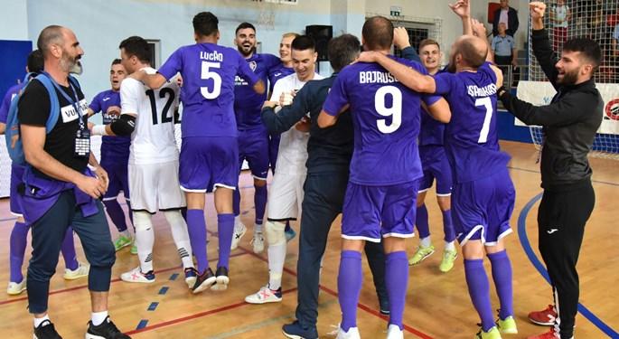 Video: Novo Vrijeme Apfel ponovno među 16 najboljih europskih klubova