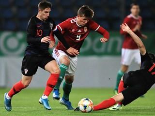 Video: Uvjerljiva pobjeda Hrvatske U-21 u debiju Igora Bišćana