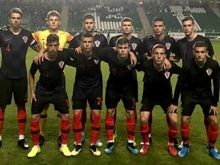 Video: Hrvatska U-19 drugom pobjedom do Elitnog kola