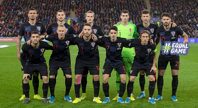Croatia secures a draw at Wales, awaits Slovakia decider