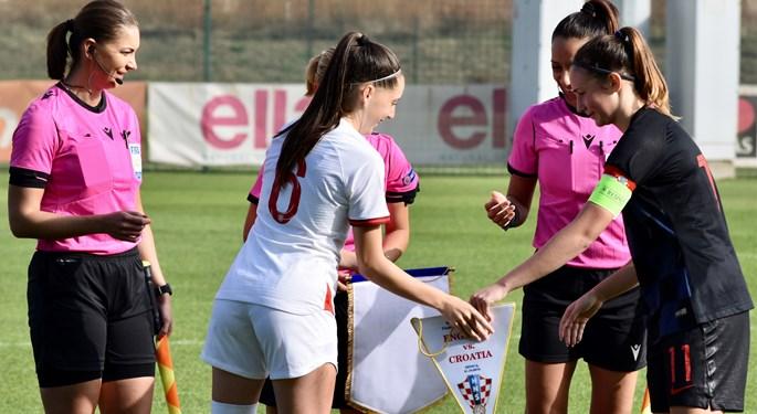 Engleska svladala Hrvatsku U-17 na početku kvalifikacijskog turnira