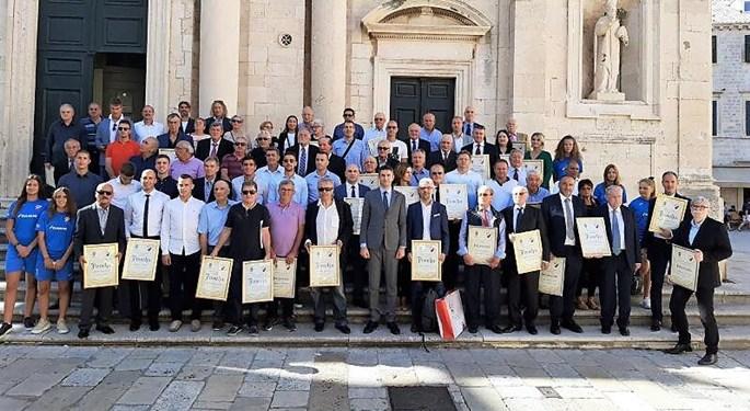 GOŠK Dubrovnik 1919 slavi 100. rođendan