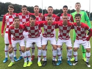 Pobjednički start Hrvatske U-17 u Škotskoj