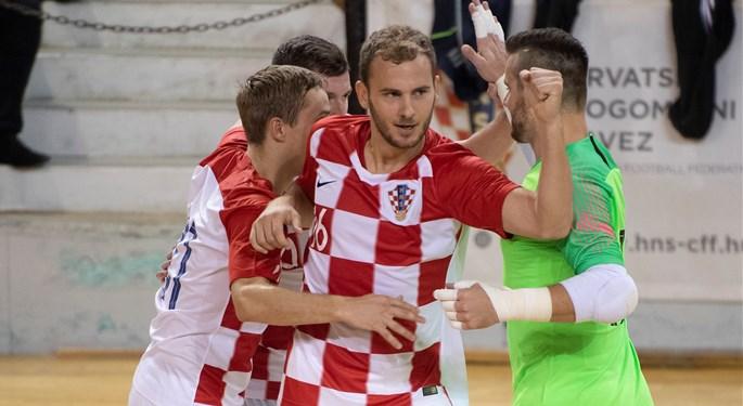 Video: Hrvatska otvorila kvalifikacije pobjedom nad Bosnom i Hercegovinom