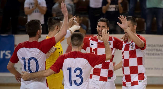 Video: Hrvatska slomila otpor Švedske, osigurala plasman u Elitno kolo