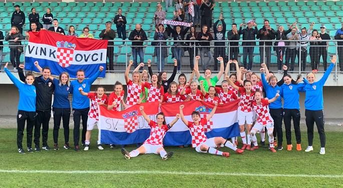 Hrvatska U-17 svladala BiH i osigurala plasman u Elitno kolo