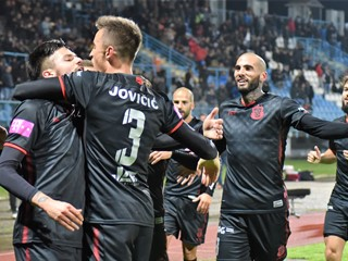 Video: Gorica preko Hajduka do četvrtfinala, Šibenik prošao u nadoknadi