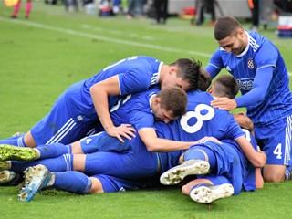 Dinamovi juniori izborili osminu finala Uefine Lige mladeži