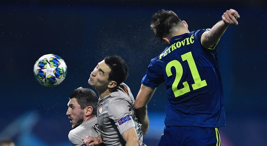 Dinamo nastavlja europski put u Europskoj ligi