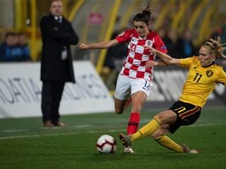 Video: Belgija ubilježila drugu kvalifikacijsku pobjedu protiv Hrvatske