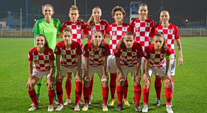 Hrvatska ženska reprezentacija nastavlja kvalifikacije za EP