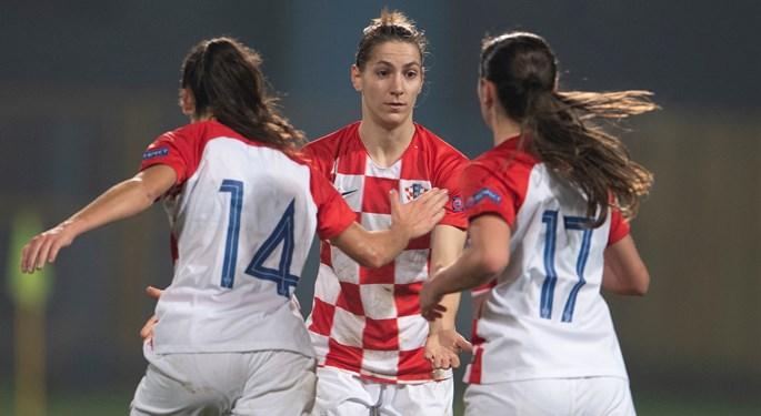 Hrvatska ženska reprezentacija remizirala s Meksikankama