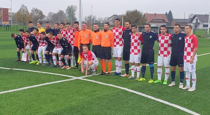 Hrvatska U-18 preokretom do pobjede u Ivanić-Gradu