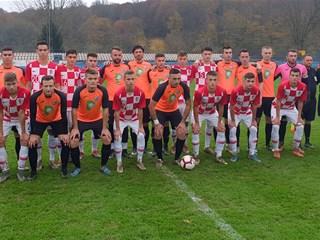 Visoka pobjeda Hrvatske U-18 nad Moslavinom